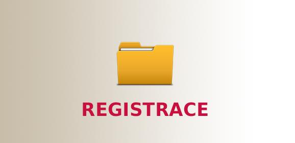 Jsem nový pacient – registrace